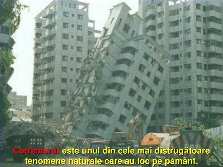 Cutremurul