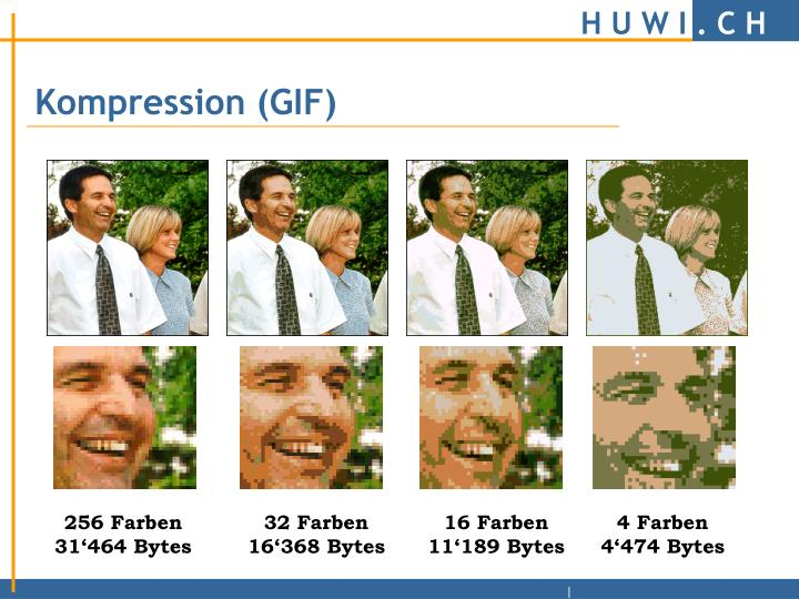 Kompression (GIF)