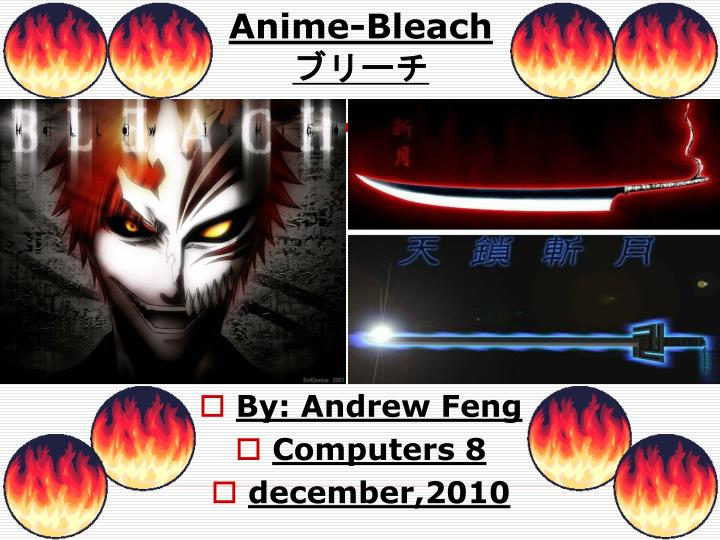 Anime bleach