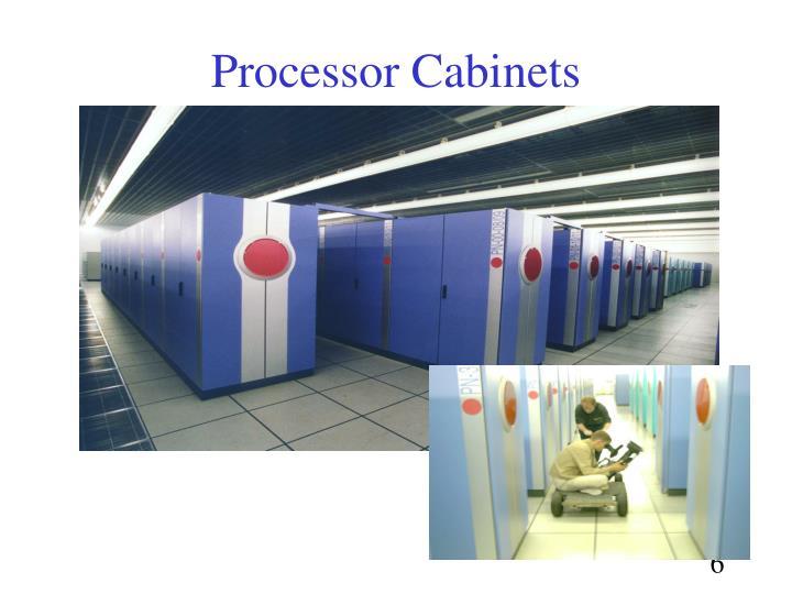 Processor Cabinets