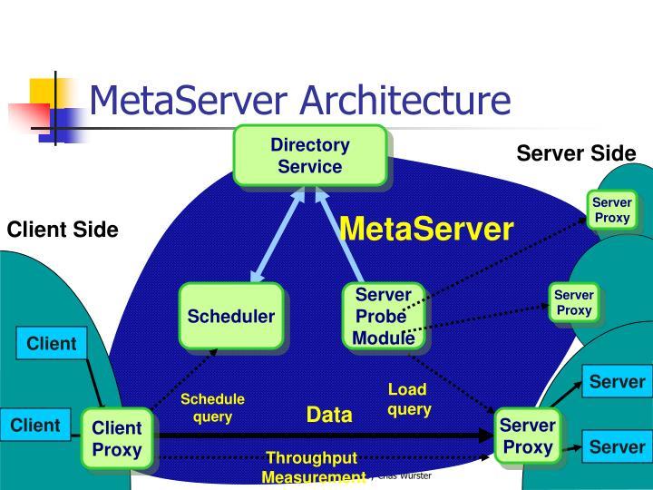 MetaServer Architecture