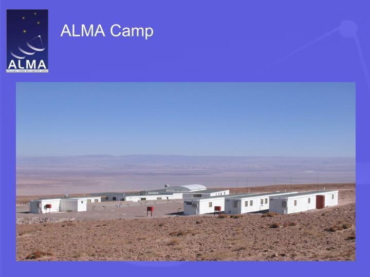 ALMA Camp