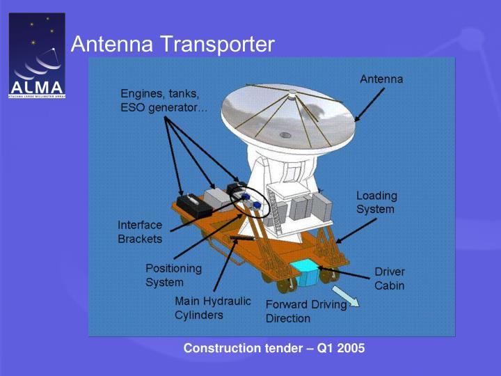 Antenna Transporter