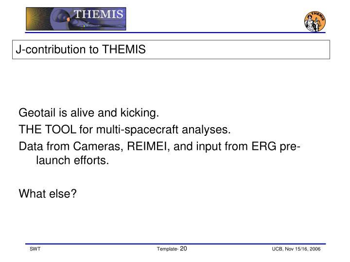 J-contribution to THEMIS