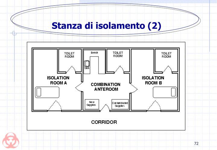 Stanza di isolamento (2)