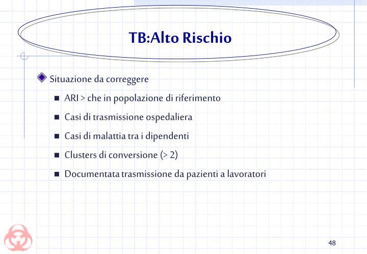 TB:Alto Rischio