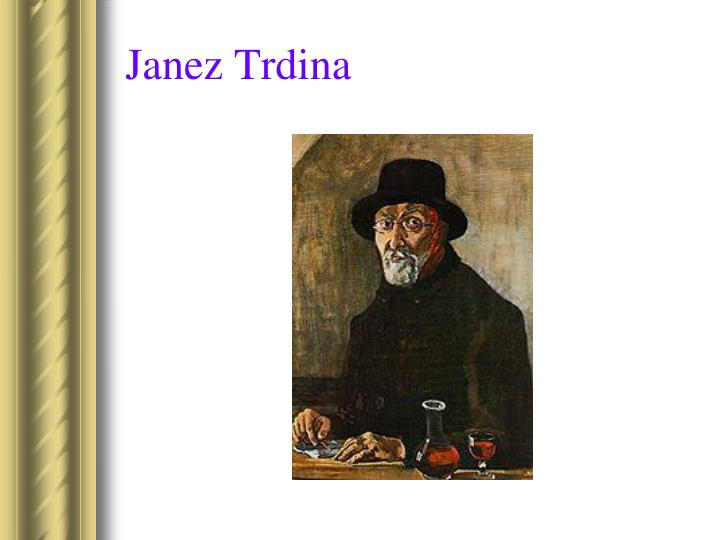 Janez Trdina