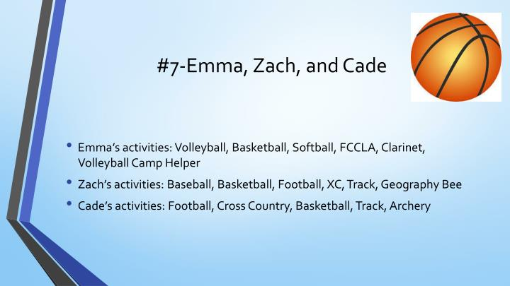 #7-Emma, Zach, and Cade