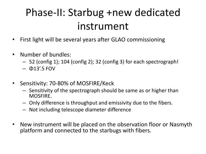 Phase-II:
