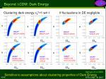 beyond cdm dark energy