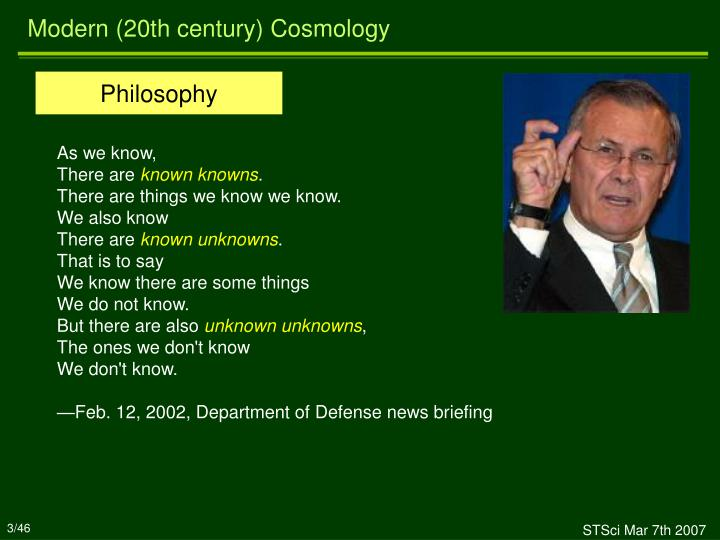 Modern 20th century cosmology1