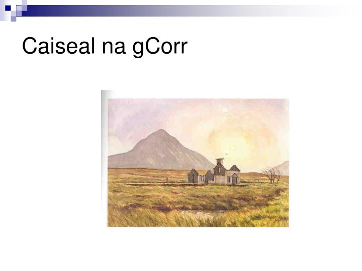 Caiseal na gCorr