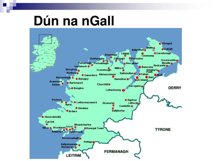 Dún na nGall