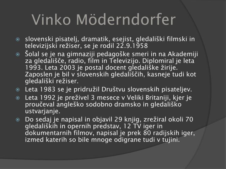 Vinko M