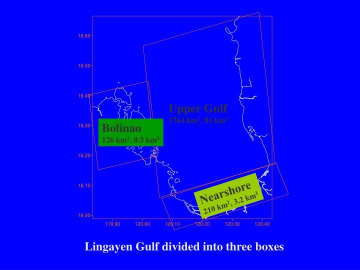 Upper Gulf