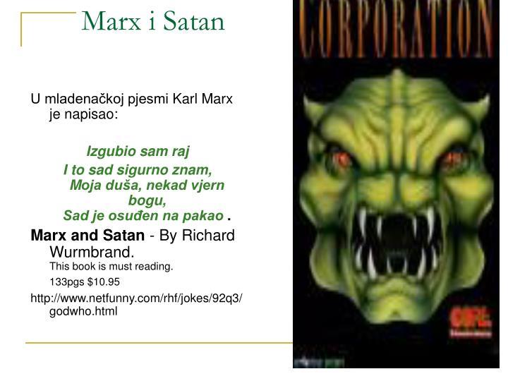 Marx i Satan