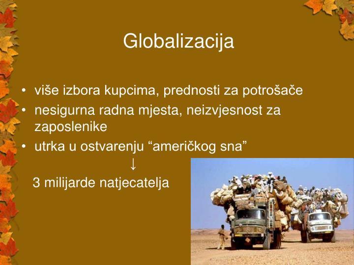 Globalizacija