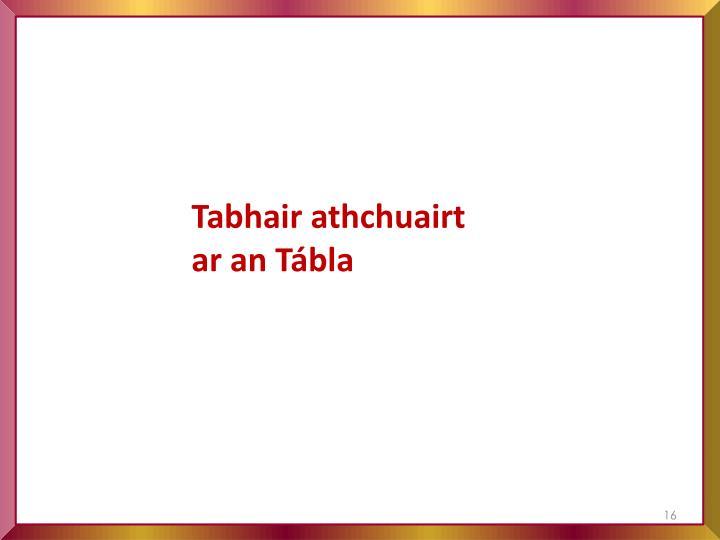 Tabhair