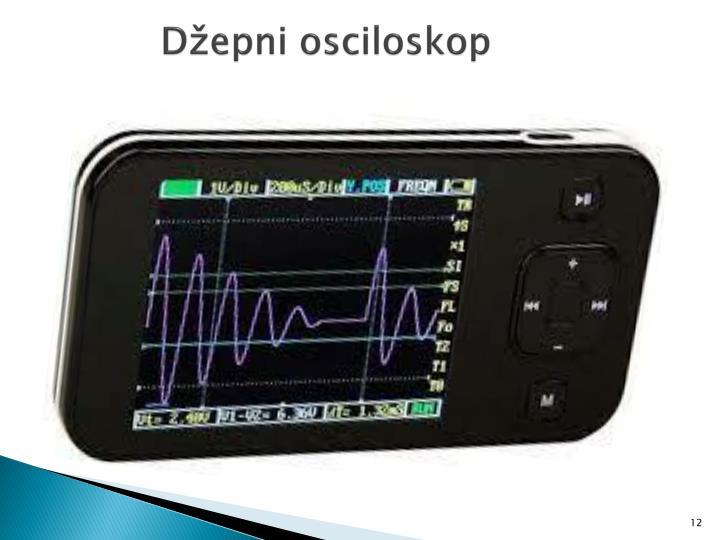 Džepni osciloskop