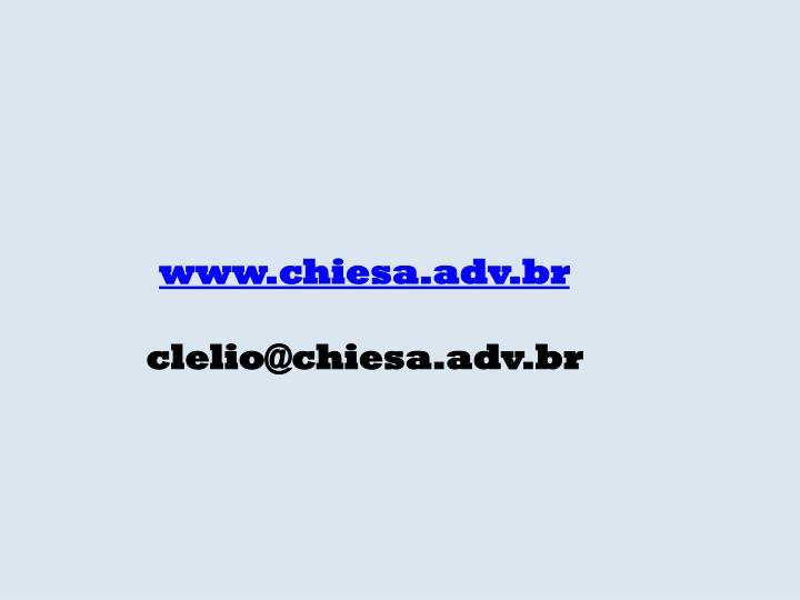 www.chiesa.adv.br