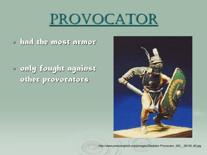 provocator