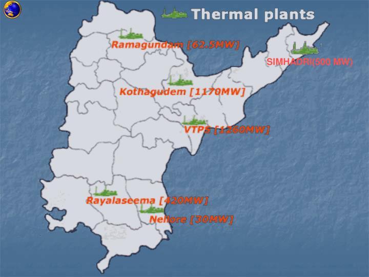 SIMHADRI(500 MW)