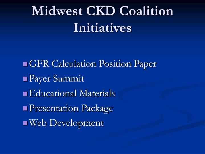 Midwest CKD Coalition