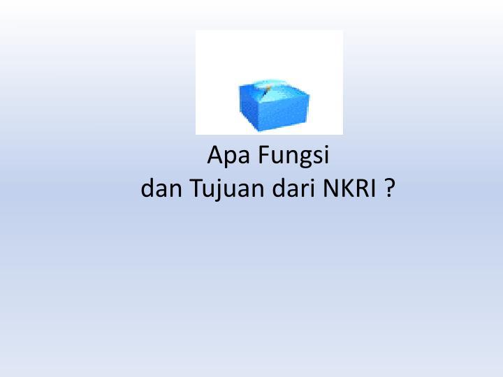 Apa Fungsi