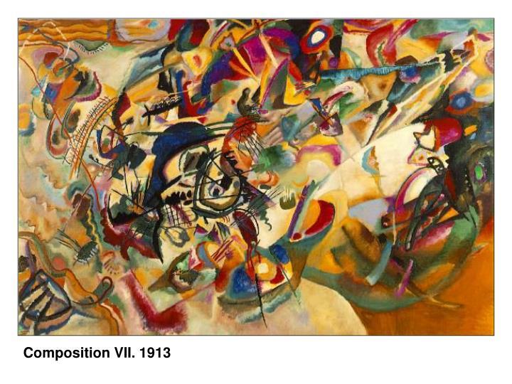 Composition VII. 1913