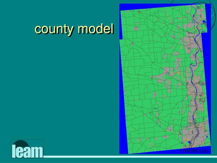 county model