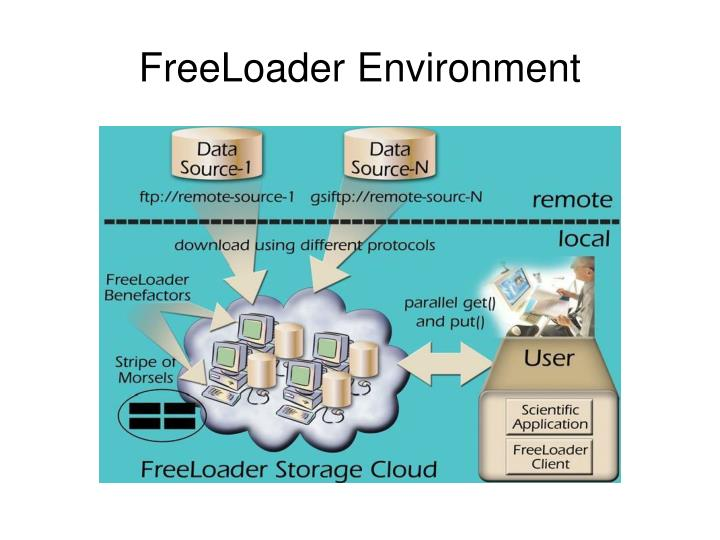 FreeLoader Environment