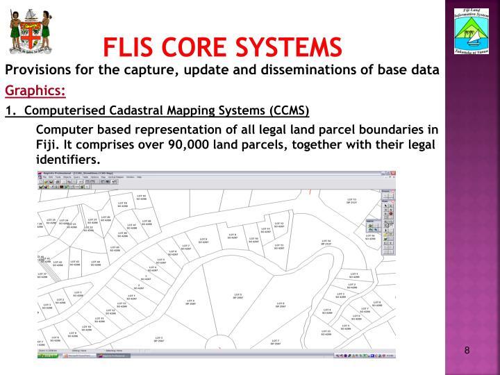 FLIS Core Systems