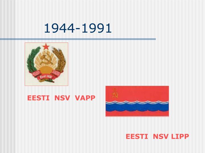 1944-1991