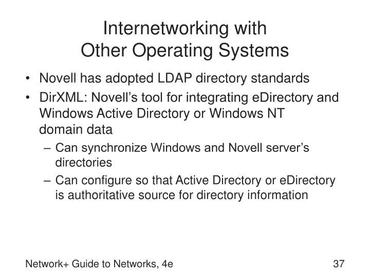 Internetworking with