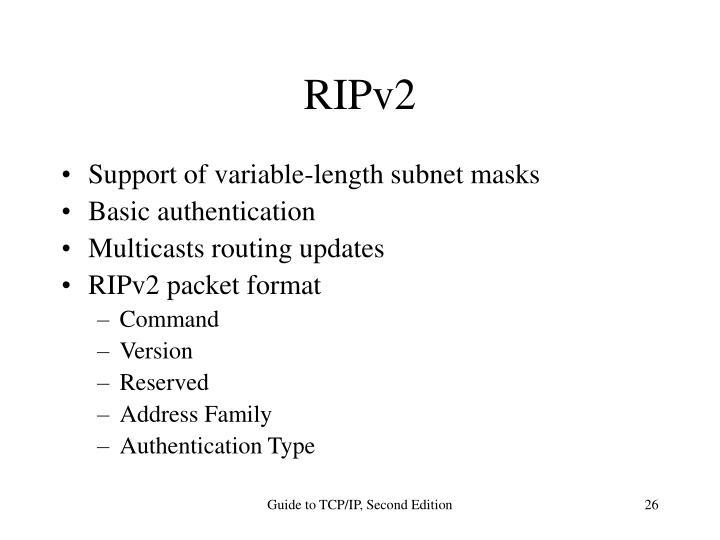 RIPv2