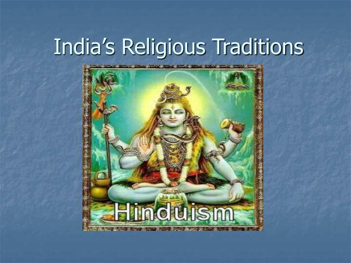 a description of the hinduism religion