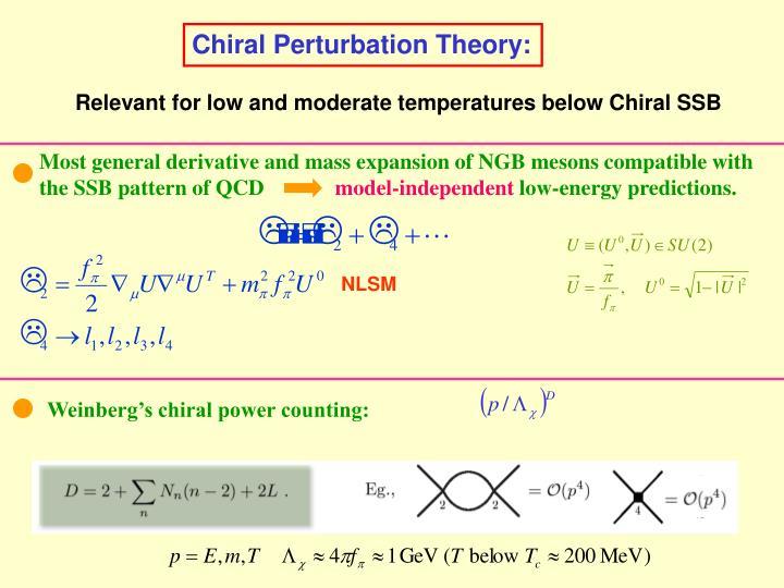 Chiral Perturbation Theory: