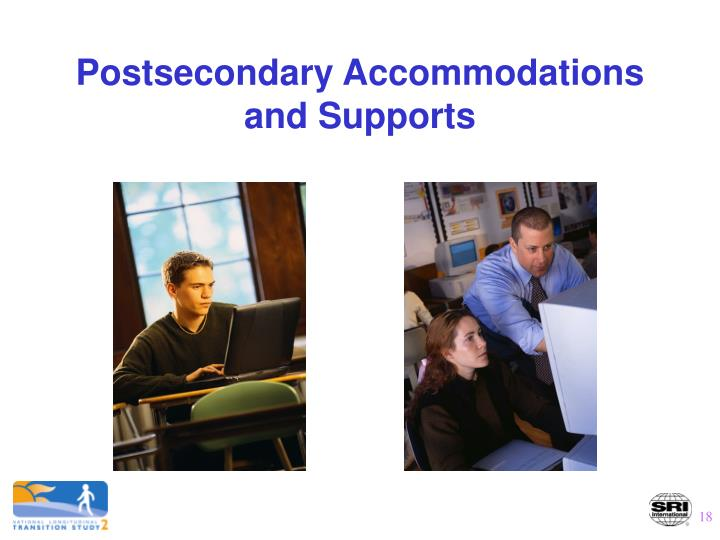 Postsecondary Accommodations