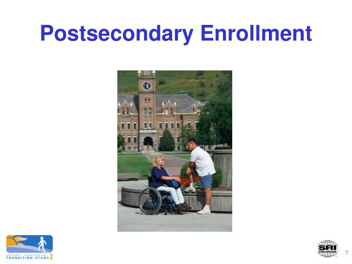 Postsecondary Enrollment