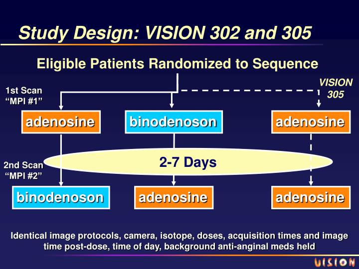 Study Design: VISION 302 and 305