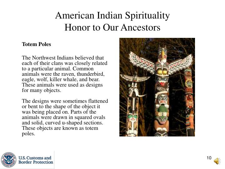 American Indian Spirituality