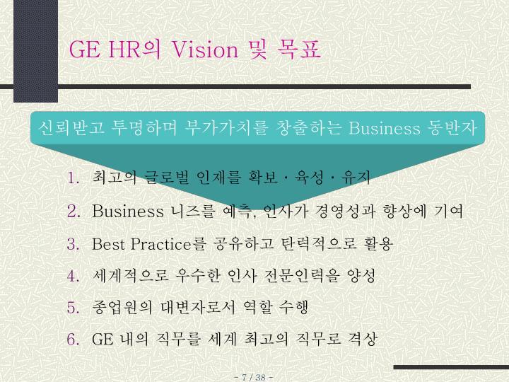GE HR