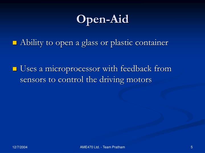 Open-Aid