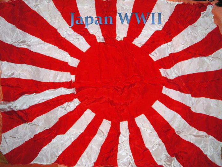 Japan WWII