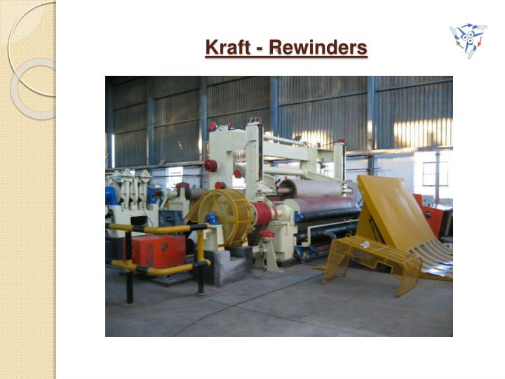 Kraft - Rewinders