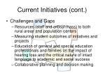 current initiatives cont1