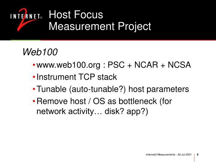 Host Focus