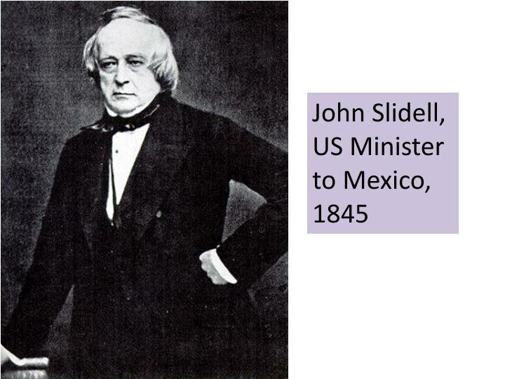 John Slidell,