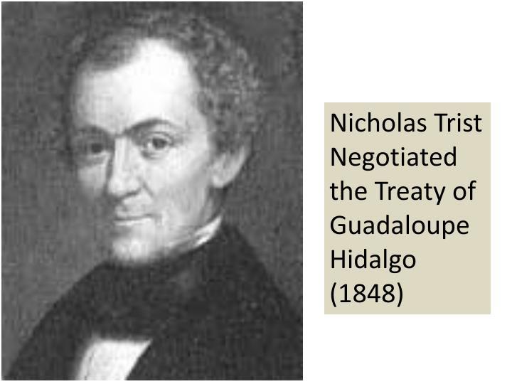 Nicholas Trist