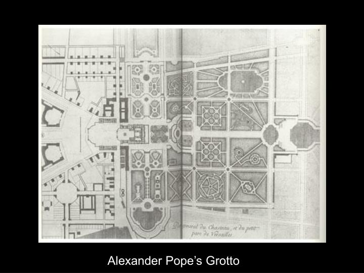Alexander Pope's Grotto